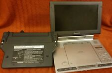 Panasonic DVDLS91 Portable DVD Player and Car mount (DVD-LS91)