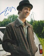 THOMAS MANN SIGNED 8x10 PHOTO Me Earl and the Dying Girl IN PERSON AUTOGRAPH COA