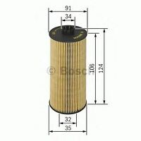 BOSCH ENGINE OIL FILTER OE QUALITY REPLACEMENT 1457429302