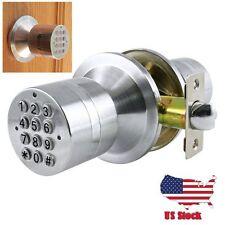 New Keyless Electronic/Code Digital Card Keyless Keypad Security Entry Door Lock