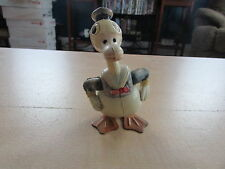 RARE VINTAGE LONG BILLED DONALD DUCK CELLULOID TOY JAPAN ZZ1704