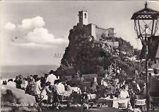 REPUBBLICA DI S. MARINO - Prima Torre e Nido del Falco 1953