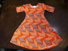LuLaRoe Editions Girls' Size 4 Dress