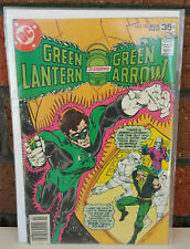 Green Lantern Green Arrow Comic Book #102 - DC Comics - 1978 - Bagged & Boarded