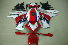 Aftermarket ABS fairings fit for Honda CBR1000rr 2012-2014 Red and white colors