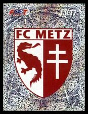 Panini (France) FOOT 2007 - Metz Badge Metz No. 523