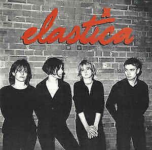 ELASTICA - ELASTICA CD - 15 TRACKS DECEPTIVE RECORDS BLUFF014CD