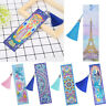 5D Diamond Painting Bookmark Embroidery Tassel Book Marks DIY Craft Party Gifts