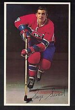 SERGE SAVARD 1971-72 Color Postcard PRO STAR NM/MT Very Nice!! CANADIENS