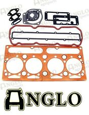 Massey Ferguson 165 AD4.203 50 65 155 158 165 560 765 Head Gasket Set Copper