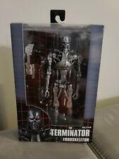 """Neca Reel Toys 7"""" Action Figure The Terminator T-800 Endoskeleton"""