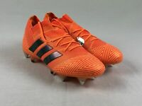 adidas Nemeziz 18.1 SG - Orange Cleats (Men's 8) - Used