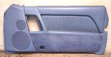 Mercedes Sl R129 Paneles de Puerta con Raffleder Derecho en Color Gris