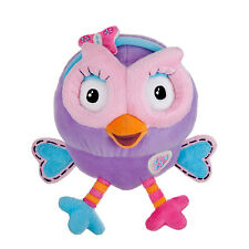 20cm Giggle and Hoot Hootabelle Beanie Plush Toy For Kids