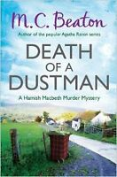 Death of a Dustman by M. C. Beaton (Paperback) New Book
