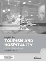 English for Tourism and Hospitality Teacher Book by Mol, Hans (Board book book,