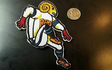 """Los Angeles Rams EMBROIDERED IRON ON PATCH 3.5"""" x 3"""" NFL FOOTBALL"""