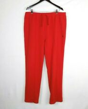 Vintage Polo Sport Mens Sweatpants Size XL Red