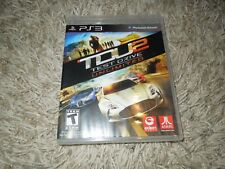 Test Drive Unlimited 2 (Sony PlayStation 3, 2011) *****LN*****NO MANUAL*****