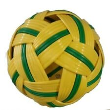 Sepak Takraw Ball Kick Sport Kids Play Thai Indonesia Collectible TraditIonal