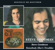 Steve Goodman/Somebody Else's Troubles - Steve Goodman (2012, CD NIEUW)