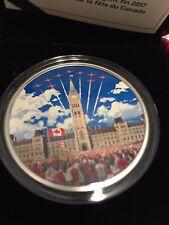 2017 $30 150th Anniversary Canada Day coin
