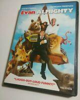 Evan Almighty [DVD] Widescreen Edition Steve Carell Morgan Freeman comedy movie