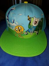 Adventure times cap snapback hat authentic official new halloween