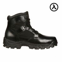 "ROCKY ALPHAFORCE 6"" WATERPROOF DUTY BOOTS FQ0002167 * ALL SIZES - NEW"