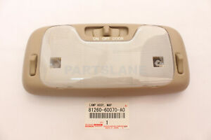 81260-60070-A0 Toyota OEM Genuine LAMP ASSY, MAP, NO.2