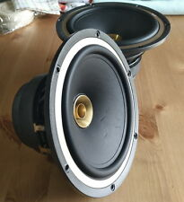 pair 2 unit  HiEND 6.5 inch coaxial   speaker  ullrange  woofer PK Tannoy f