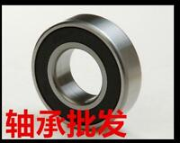 KML 6303-2RS 17mm X 47mm X 14mm Double Sealed Deep Groove Ball Bearing Qty. 10