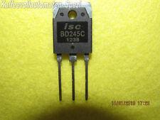 1x Transistor BD245C für Brühgruppenantrieb Saeco und Baugleiche Brühgr. Block.