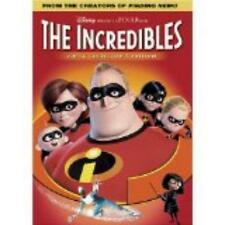 The Incredibles 2-Disc Collector's Set, Fullscreen DVD VIDEO MOVIE action comedy