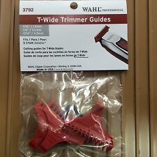 WAHL Guide Set For Detailer T-wide Blade Item# 3792 Three Guides