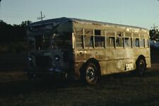 Mack bus Kodachrome original Kodak slide