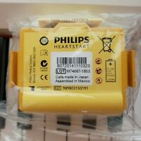 1 Philips HeartStart FR3 AED rechargeable training battery