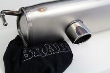 Originale Brabus Smart For Two 453 Sistema di Scarico Sport Doppelflutig C453