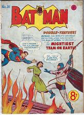 Superman #76 💥Australian Edition 💥 Batman Team Up - 1952