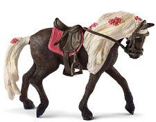 - SHL42469 - Figurine de l'univers HORSE CLUB - Cheval équestre Rocky Mountain -
