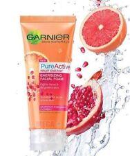 GARNIER Pure Active FRUIT ENERGIZING FACIAL FOAM For Acne Prone Skin 100ml.