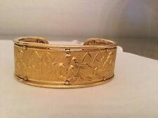 Carrera Y Carrera 18k Yellow Gold Cuff Bracelet