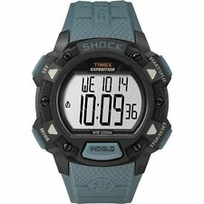 Timex TW4B09400, Men's Expedition Chronograph Shock Watch, Indiglo TW4B094009J