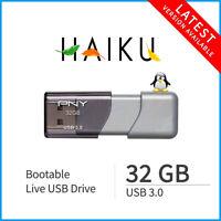 Haiku 64-Bit 32 GB 3.0 USB Bootable BeOS Operating System Install Flash Drive