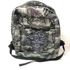 Ed Hardy Tiger Camo Backpack