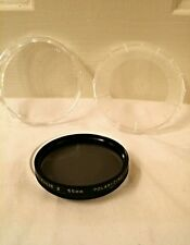 CPC Phase 2 55 mm Polarizing Screw-In Filter Made in Japan *mint condition*