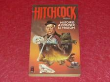 [BIBLIOTHEQUE H.& P.-J. OSWALD] ALFRED HITCHCOCK - HISTOIRES A DONNER FRISSON 82