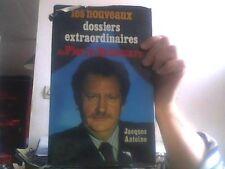 Les nouveaux dossiers extraordinaires de Pierre Bellemare de Antoine Jacques