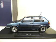 1:18 NOREV VW Golf 2 CL blau metallic NEU NEW
