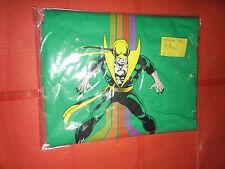 MAGLIETTA MARVEL COMICS t-shirt originale IRON FIST- taglia XL Nuova